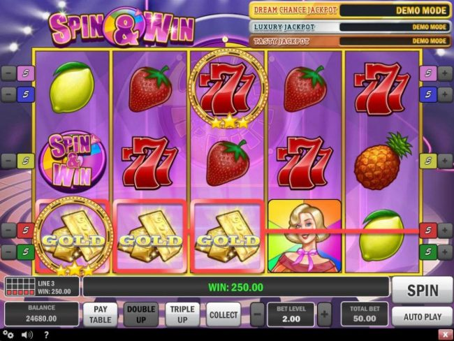 Play slots at Vip Club: Vip Club featuring the Video Slots Spin & Win with a maximum payout of $150,000