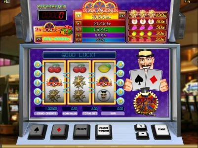 Play slots at Megaslot: Megaslot featuring the Video Slots Spin Magic with a maximum payout of $80,000