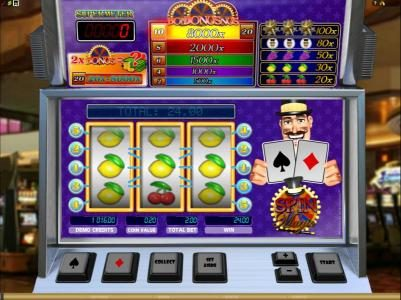 Play slots at Lucky Emperor: Lucky Emperor featuring the Video Slots Spin Magic with a maximum payout of $80,000