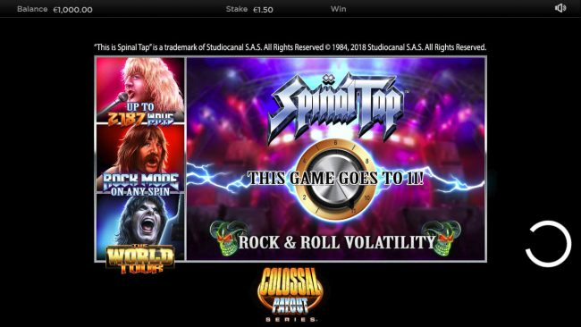 Spinal Tap :: Introduction