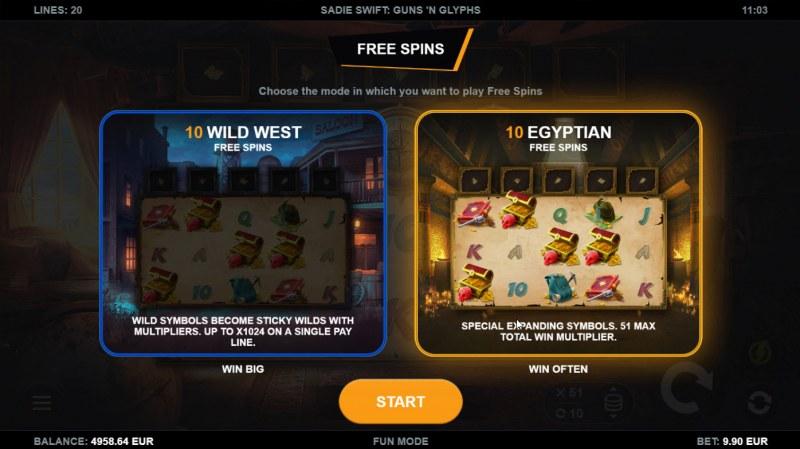 Sadie Swift Gun's n Glyphs :: Free Games Pick Feature