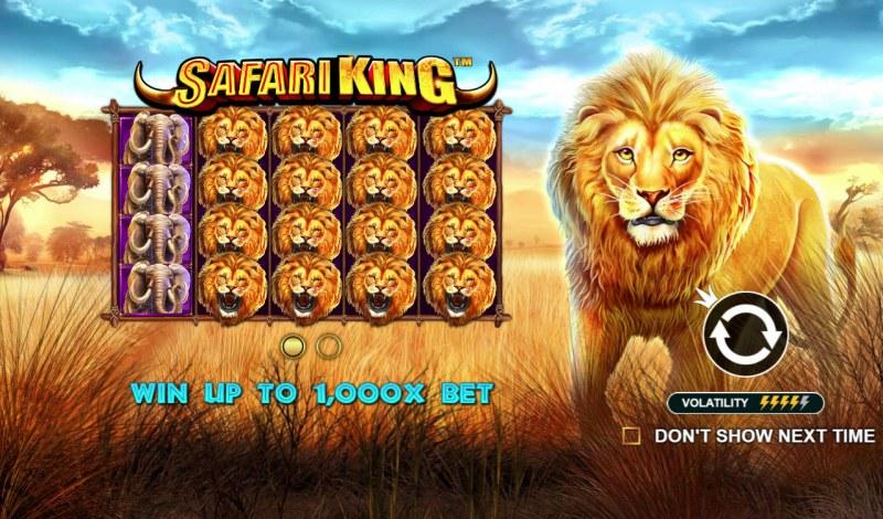 Safari King :: Introduction