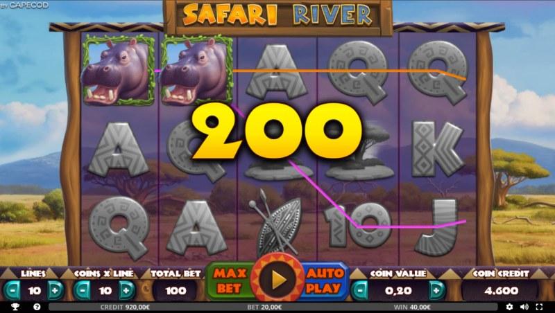 Safari River :: Two of a kind