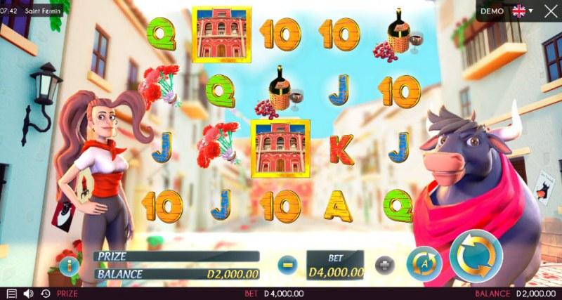 Saint Fermin :: Main Game Board