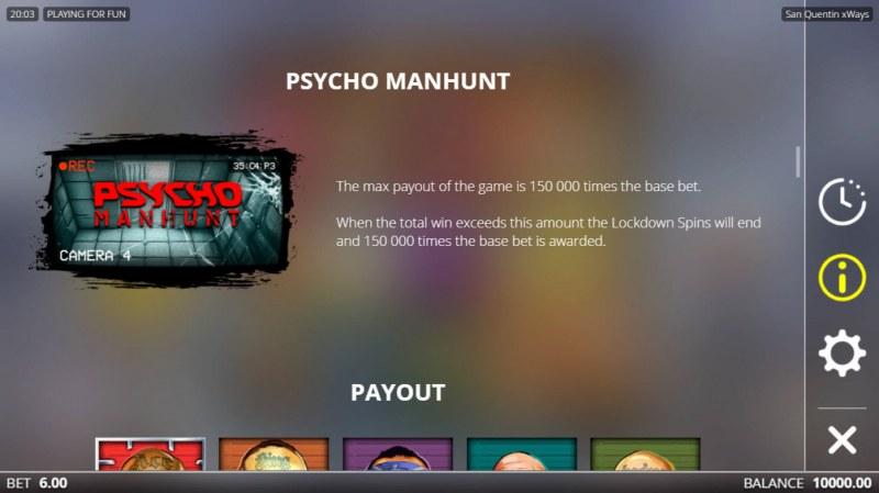 San Quentin :: Psycho Manhunt