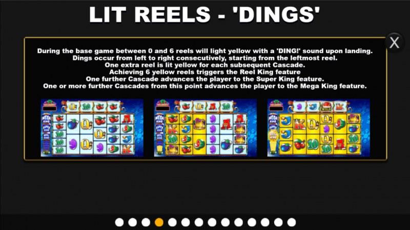 Santa King Megaways :: Feature Rules