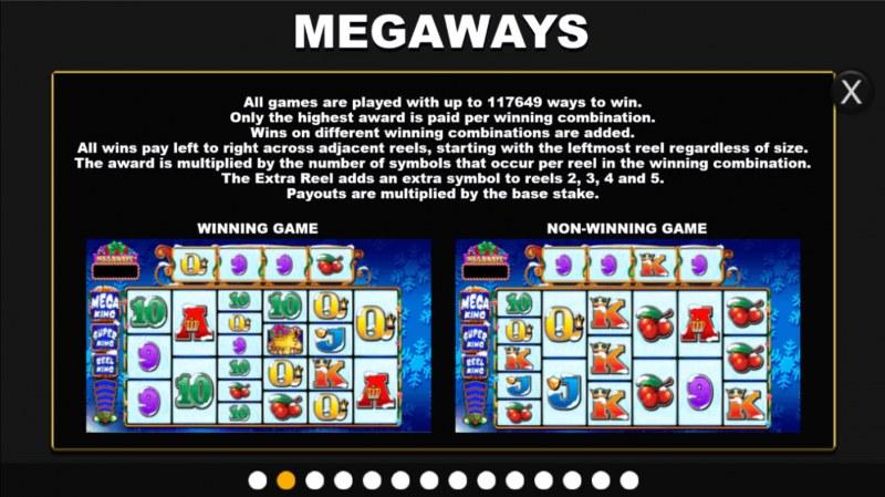 Santa King Megaways :: Megaways