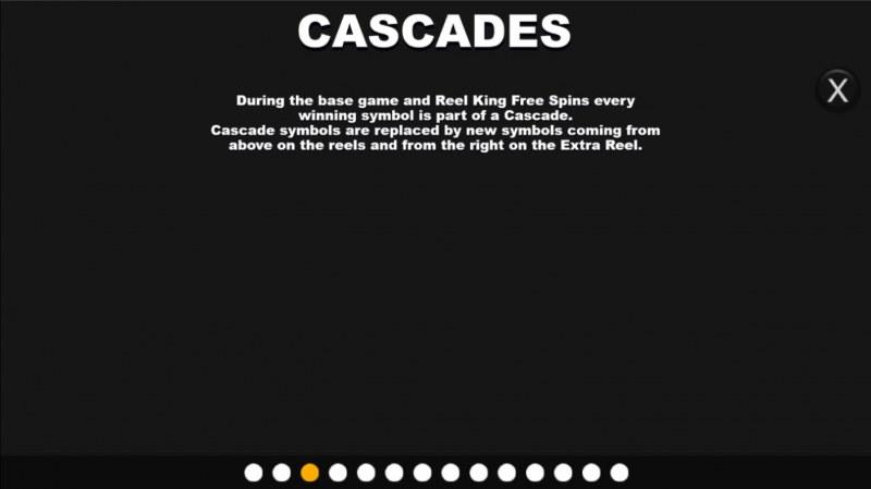 Santa King Megaways :: Cascades