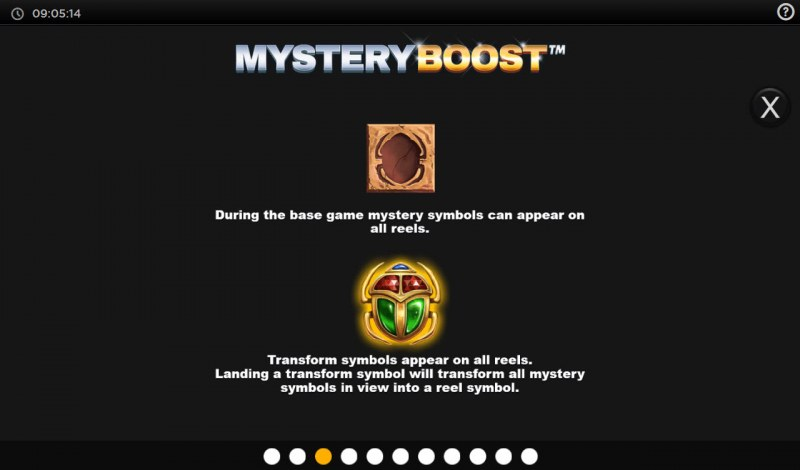 Scarab Gold :: Mystery Boost