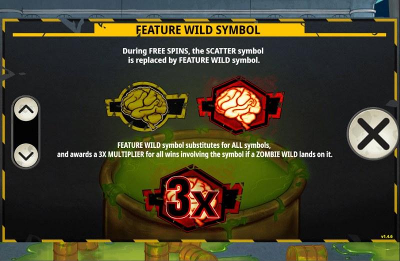 Scatter Brains 2 :: Feature Wild Symbol