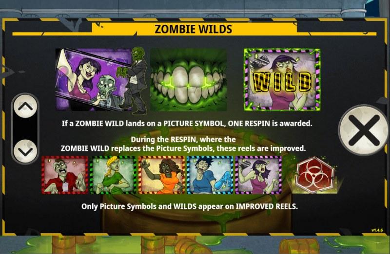 Scatter Brains 2 :: Zombie Wilds