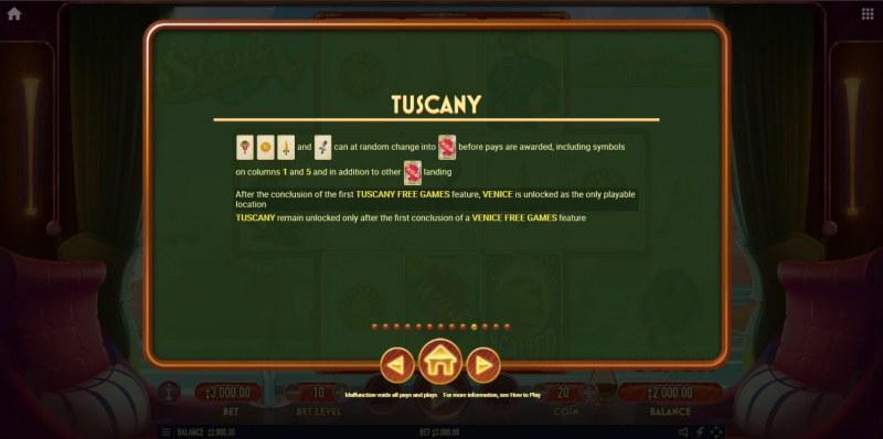 Scopa :: Tuscany