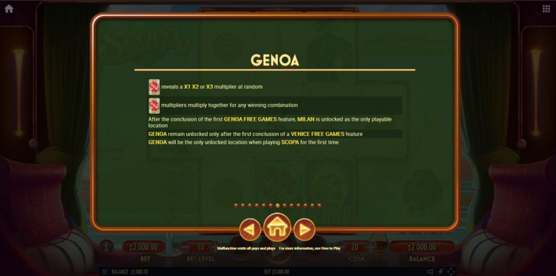 Scopa :: Genoa