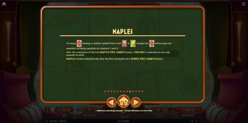 Scopa :: Naples