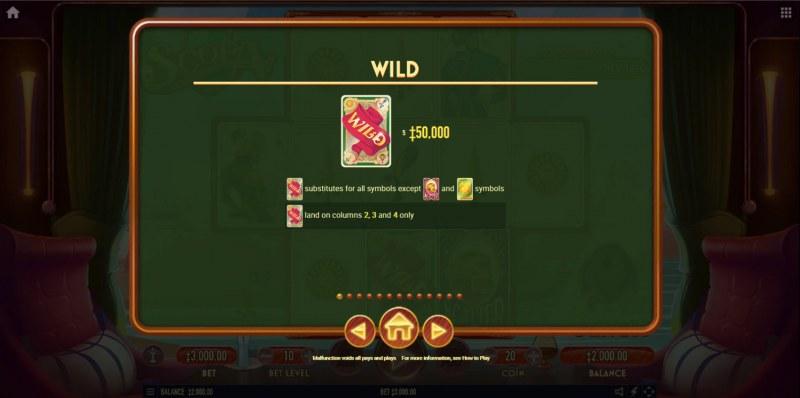 Scopa :: Wild Symbol Rules