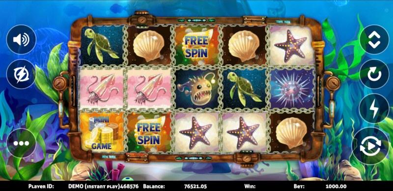 Sea World :: Main Game Board