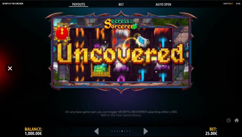 Secrets of the Sorcerer :: Uncovered
