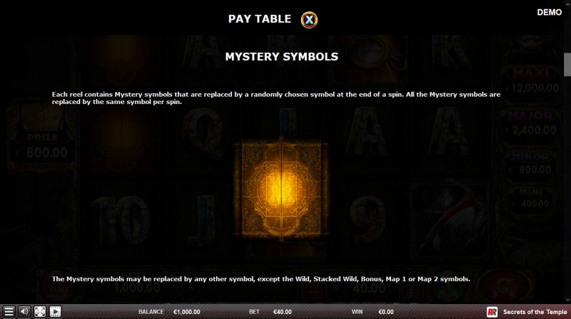 Secrets of the Temple :: Mystery Symbol