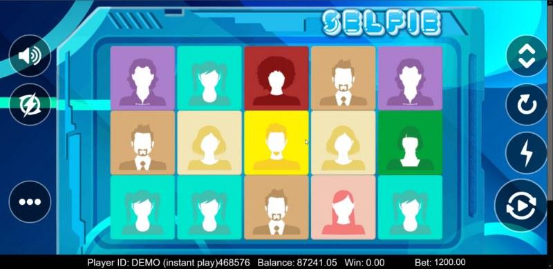 Selfie :: Main Game Board
