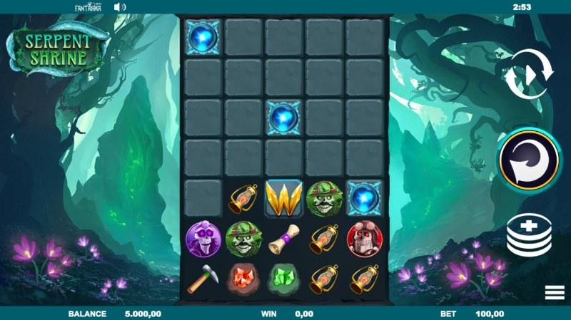 Serpent Shrine :: Main Game Board