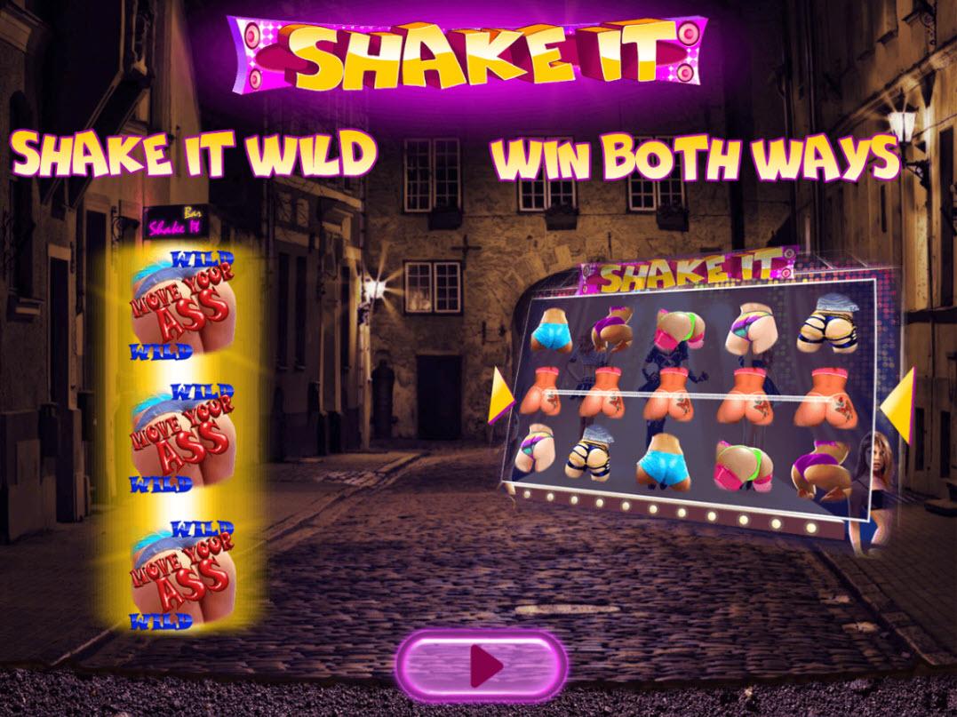 Play slots at Magik Slots: Magik Slots featuring the Video Slots Shake It! with a maximum payout of $125,000