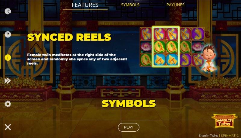 Shaolin Twins :: Synced Reels