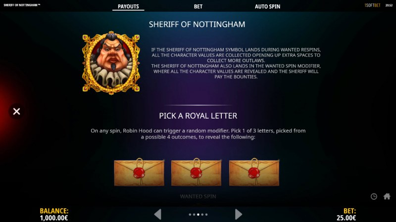 Sheriff of Nottingham :: Feature Rules