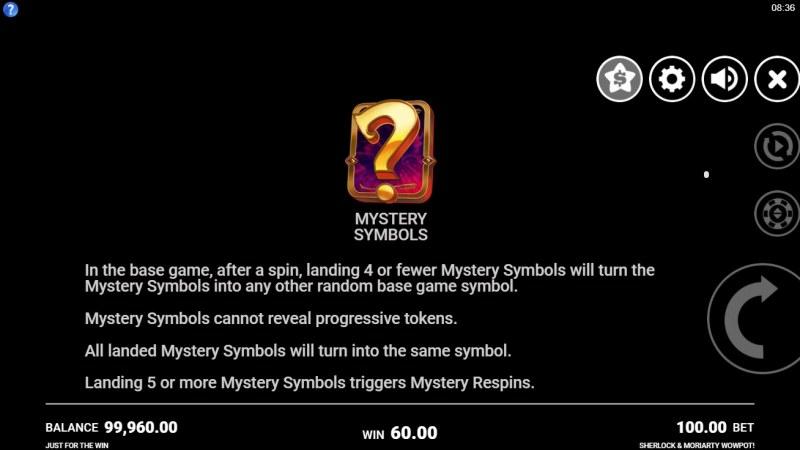 Sherlock & Moriarty Wow Pot :: Mystery Symbol