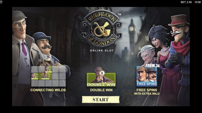 Sherlock of London :: Introduction