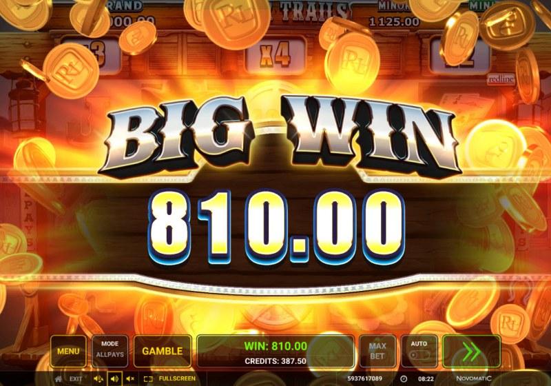 Silver Trails :: Big Win