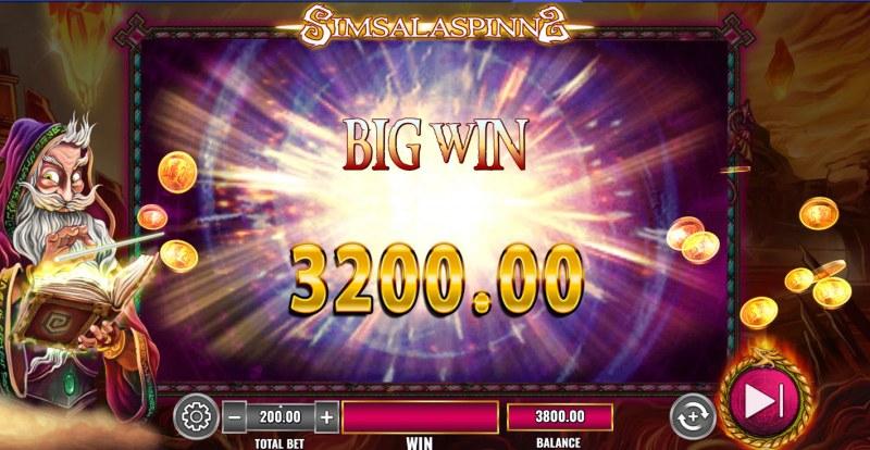 Simsalaspinn 2 :: Big Win