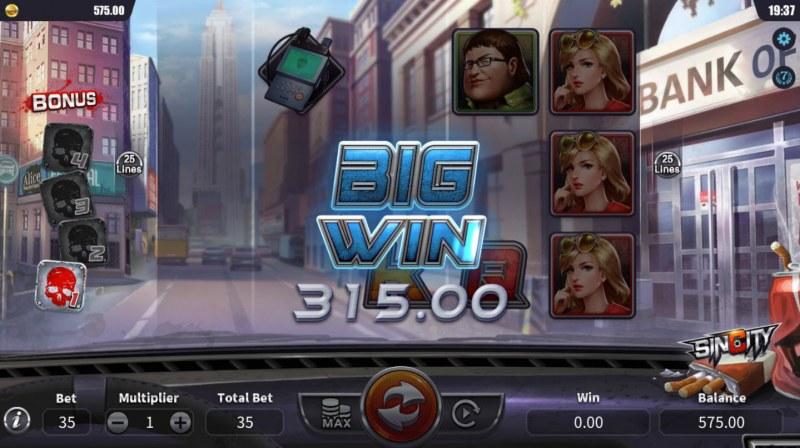 Sin City :: Big Win