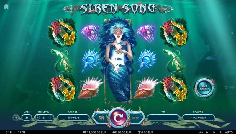 Siren Song :: Base Game Screen