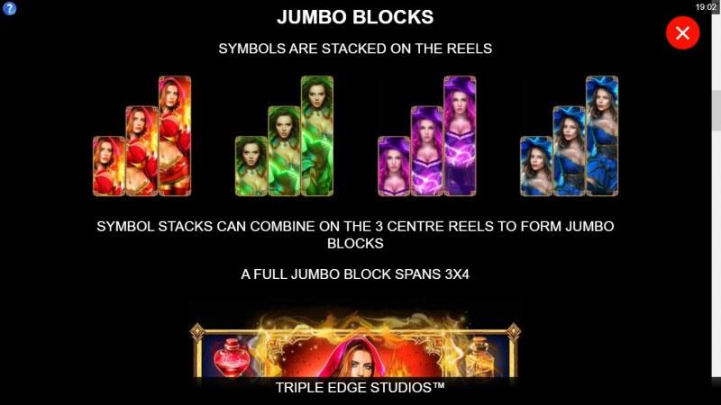 Sisters of Oz Wow Pot :: Jumbo Blocks