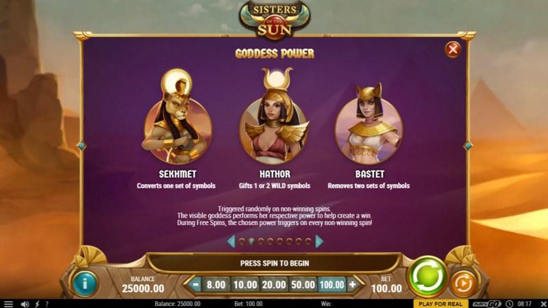 Sisters of the Sun :: Goddess Power