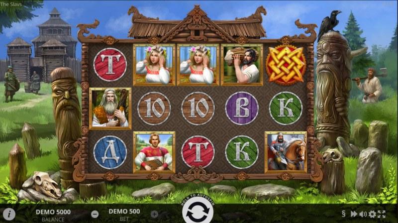 The Slavs :: Main Game Board