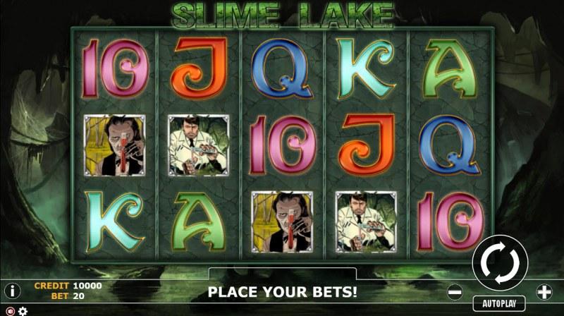 Slime Lake :: Main Game Board