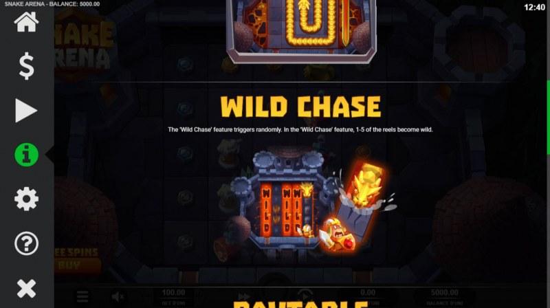 Snake Arena :: Wild Chase