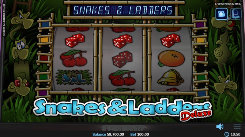 Snakes & Ladders Deluxe :: Three of a kind