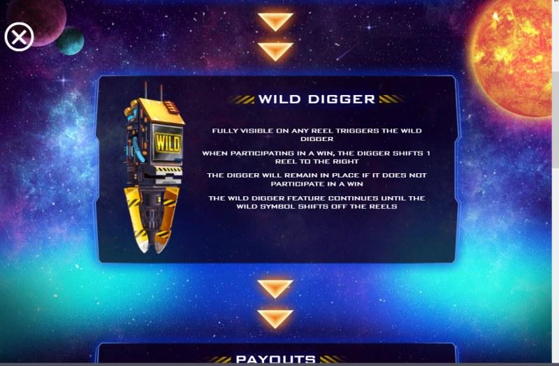 Space Digger :: Wild Digger