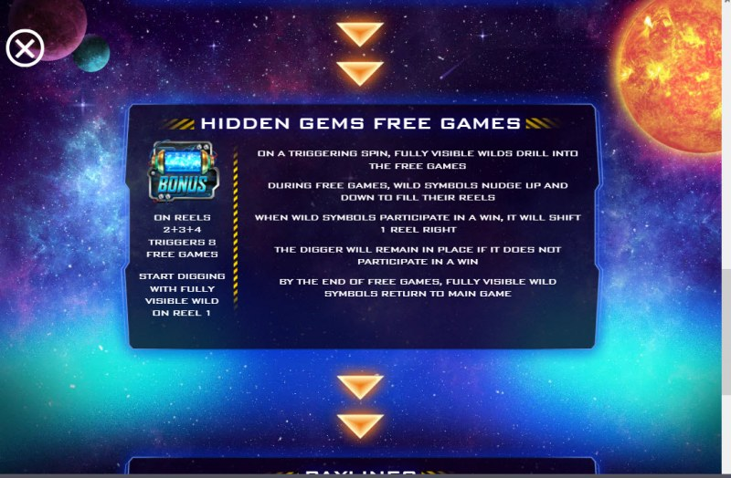 Space Digger :: Free Game Rules