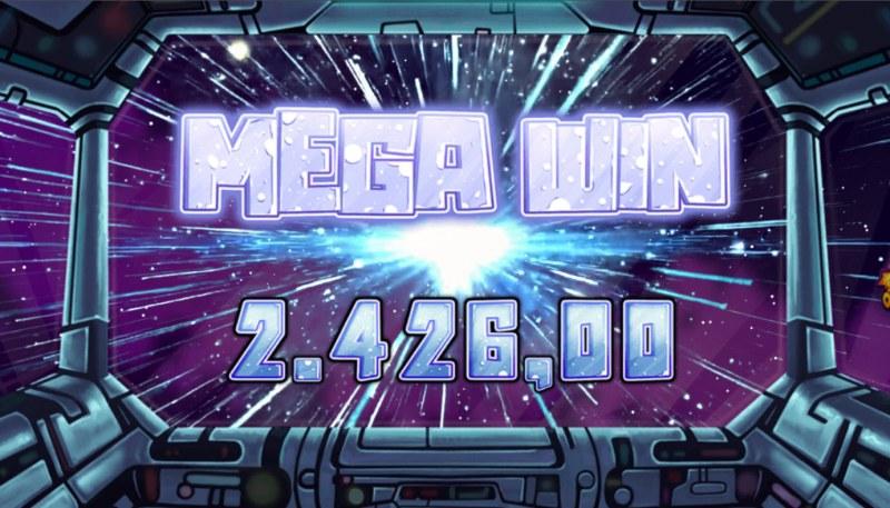 Space Oddity :: Mega Win