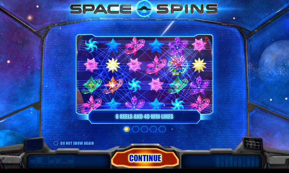 Space Spins :: Introduction
