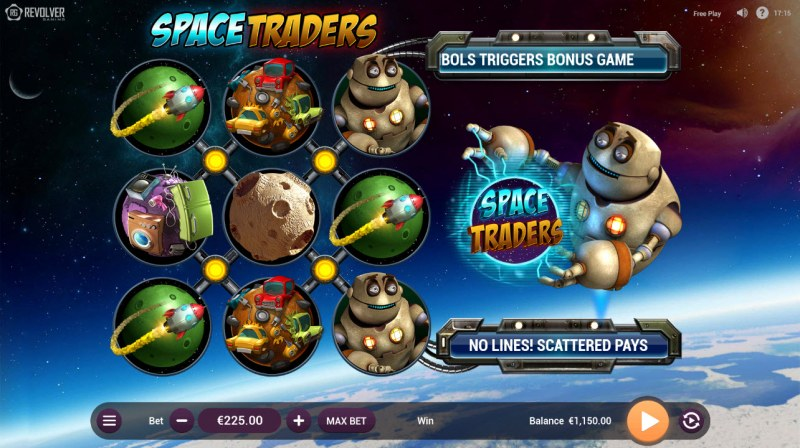 Space Traders :: Main Game Board