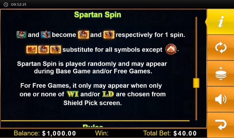 Spartan Fire :: Spartan Spin