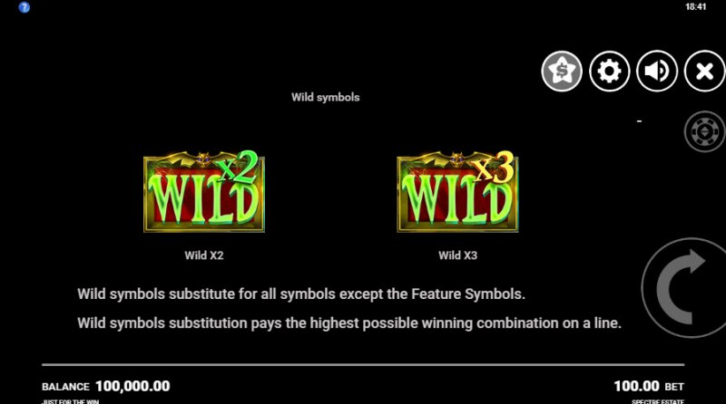 Spectre Estate :: Wild Multiplier