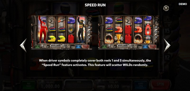 Speed Heroes :: Speed Run