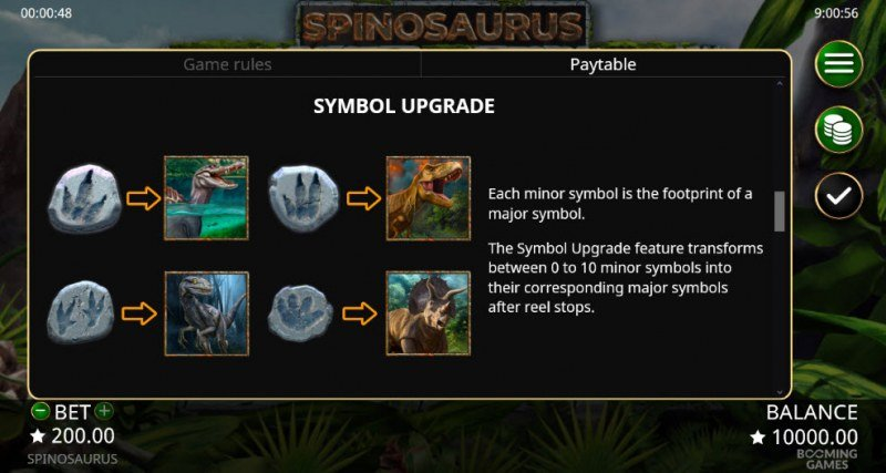 Spinosaurus :: Symbol Upgrade