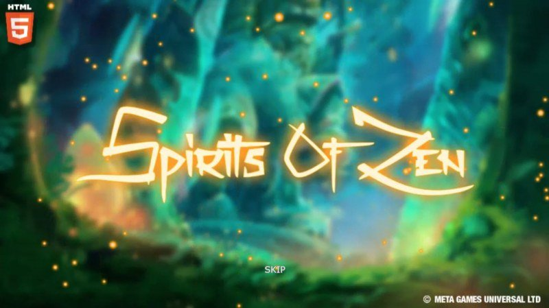 Spirits of Zen :: Introduction