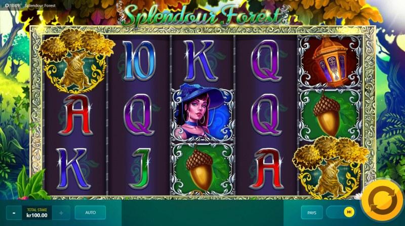 Splendour Forest :: Main Game Board
